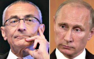 here's the story behind trump's podesta-russia tweet