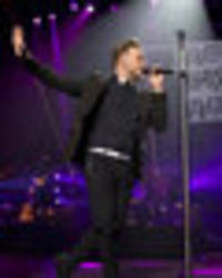 olly murs kicks of teenage cancer trust concerts at london's royal albert hall