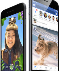 Facebook launches stories to complete its all-out assault on Snapchat