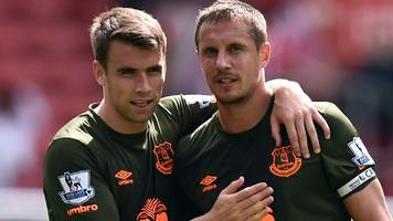 Coleman injury can 'motivate Everton' against Liverpool