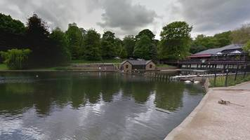 roundhay park: woman's body found in waterloo lake