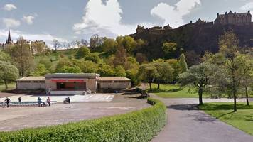 Edinburgh's Ross Bandstand: Architects shortlisted