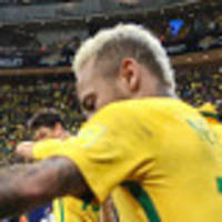 brazil close in on qualification for russia 2018