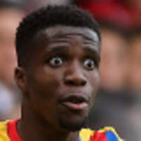 southgate irked by palace chief's zaha remark