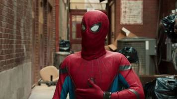 The New Spider-Man: Homecoming Trailer Has a Lot of Iron Man in It