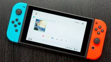 There's a Hidden Menu Screen on Nintendo Switch When You Own a Lot of Games