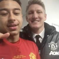 photo: jesse lingard sends strong message to man united fans