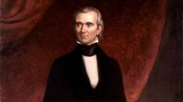 president james k. polk's body may be moved for a fourth time