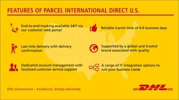 DHL eCommerce Enables Singapore e-Commerce Retailers to Reach Out to the U.S. Market