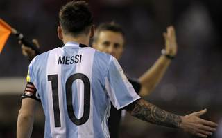 argentina slam fifa as messi hit with four-game suspension