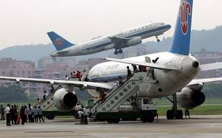 chocks away! american airlines lands major china southern tie-up