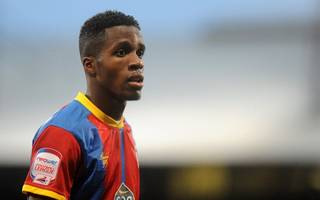 wilfried zaha hits back at england boss gareth southgate