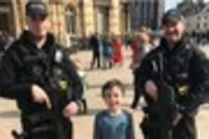 How and when to speak to children about terrorism - NSPCC and...