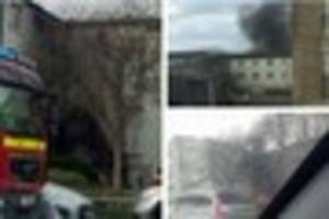 police investigation following forest green fire
