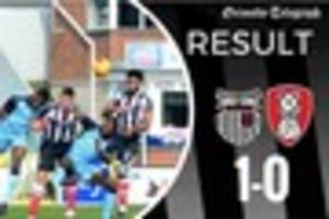 grimsby town 1 rotherham united 0 reserves result: mariners win...
