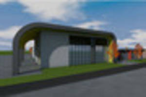 Skegness Countryside Business Park reveals designs for innovation...