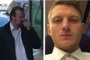 Lee Stoodley JAILED and branded 'Inhumanly callous' over death of...