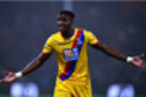 Gareth Southgate: Crystal Palace ace was the first player I spoke...
