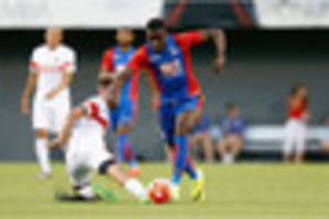 young crystal palace midfielder shines on trial at sheffield...