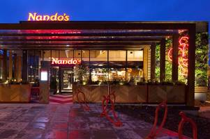 nando's opens 100 per cent eco-friendly restaurant in cambridge - a first for the planet