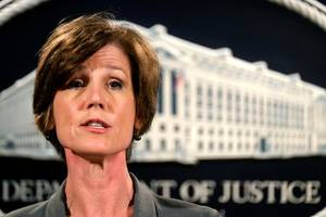 Charges, Countercharges As Schiff Accuses Nunes Of Cancelling Yates Intel Testimony