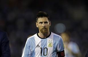 fifa bans messi for 4 world cup qualifying games
