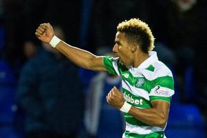 celtic star scott sinclair has to be back on england radar after going from villan to hero with the hoops