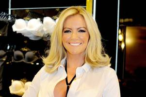 Michelle Mone as First Minister of Scotland? The lingerie tycoon has spoken out in favour of taking the top job