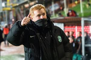 Neil Lennon tells Hibs players to make the most of title run-in as they close in on Championship crown