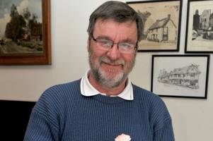 our people: new strathaven in bloom chairman admits he 'hates' gardening
