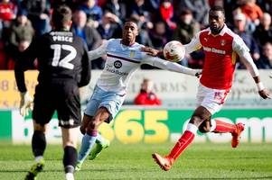 semi ajayi signs for rotherham united on a permanent deal
