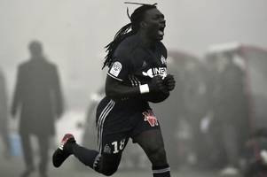 swansea city still in dark over bafetimbi gomis' potential switch to marseille as chinese and middle east clubs circle