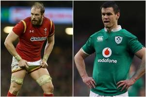 this is the definitive lions xv all the experts have picked to take on new zealand