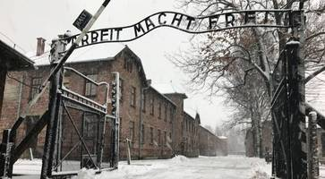 200 northern ireland children on harrowing trip to auschwitz