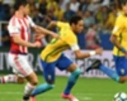 IN STATS: All the numbers from Brazil's win over Paraguay