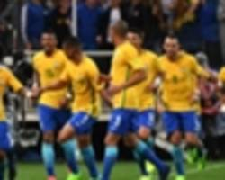 tite: mark neymar all you want - he's just one piece of brazil's puzzle