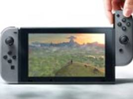 Game Digital receives boost from launch of Nintendo Switch