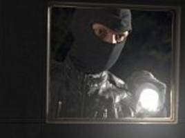two british police forces ignore half of all burglaries