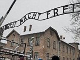 Two British students caught stealing from Auschwitz fined