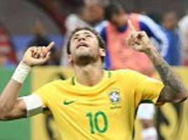 brazil are going to the world cup, but who are the key men