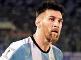 lionel messi claims foul-mouthed rant was made to himself