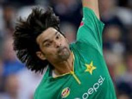 pakistan's mohammad irfan banned for a year for corruption