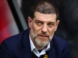 West Ham begin search for Slaven Bilic's replacement