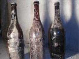 100-year-old beer discovered in the Czech Republic