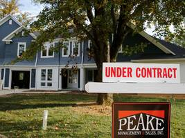 pending home sales rebound more than expected