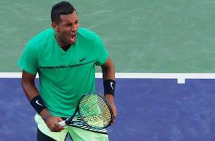 mailbag: what's the deal with nick kyrgios?
