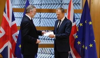 Brexit Officially Begins: EU Receives Article 50 Notice From The UK; What Happens Next