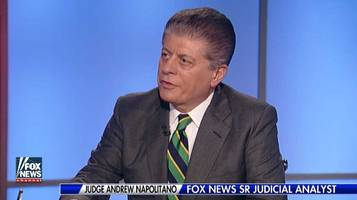 judge napolitano returns on fox news, stands by claim brits spied on trump