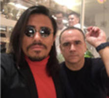 salt bae is in nyc, ready for your #saltbae selfies