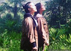 first gloomy footage of 'annihilation' is screened at cinemacon
